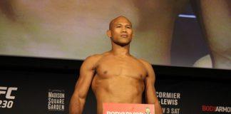 Jacare Souza, UFC 230