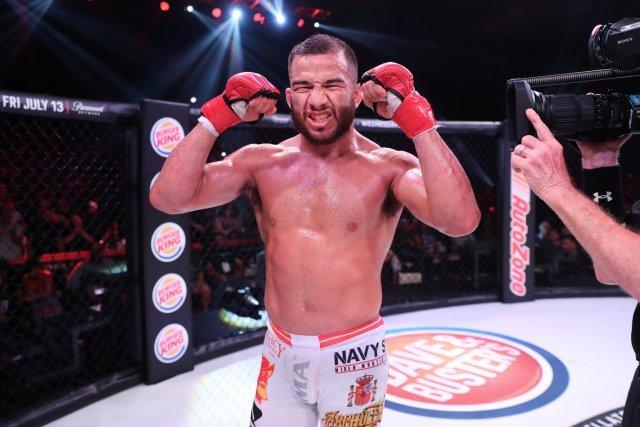 Juan Archuleta Bellator MMA