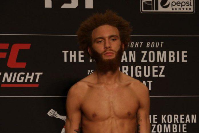 Luis Pena, UFC Denver UFC Nashville