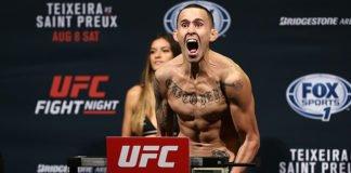 Marlon Vera UFC 239