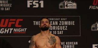 Mike Perry UFC Denver