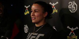 Raquel Pennington UFC Denver