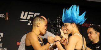UFC 230 Roxanne Modafferi