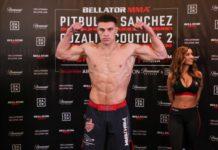 Vadim Nemkov, Bellator 209 weigh-in