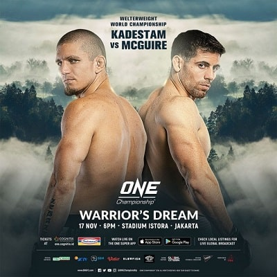 ONE Championship: Warrior's Dream