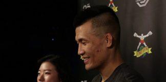 The Korean Zombie UFC Denver