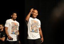 UFC 230 Jacare Souza