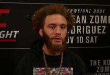 Violent Bob Ross UFC Denver