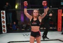 Alesha Zappitella MMA