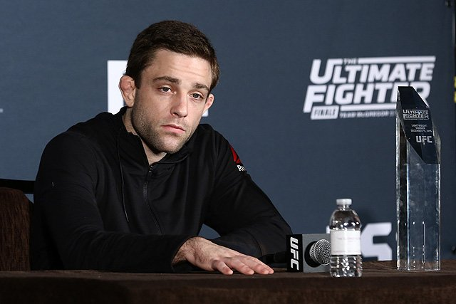 UFC 232 Ryan Hall