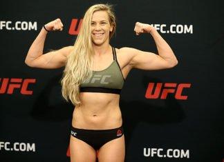 UFC 231 Katlyn Chookagian