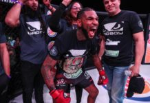 Darrion Caldwell, Bellator MMA