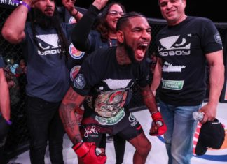 Darrion Caldwell, Bellator MMA