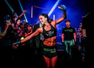 Bellator 212 Alejandra Lara