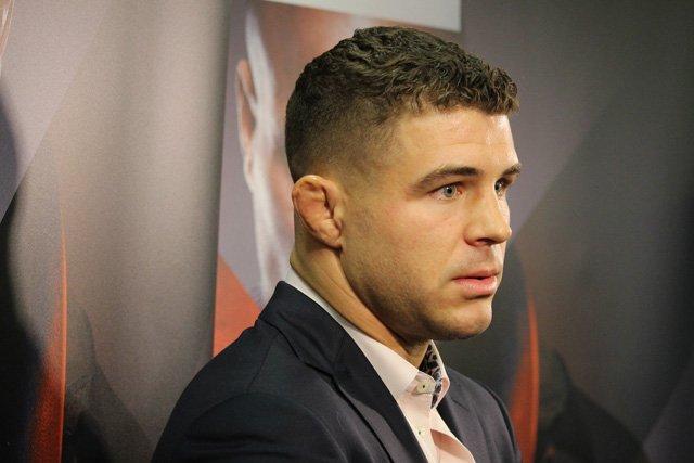 Al Iaquinta UFC