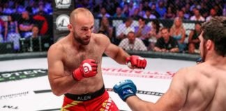 Alen Amedovski Bellator MMA