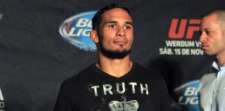 Dennis Bermudez UFC