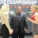 Kayla Harrison vs. Moriel Charneski, PFL 11