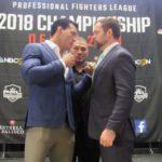 Vinny Magalhaes vs. Sean O'Connell, PFL 11