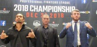 PFL 2018 Championship Main Event