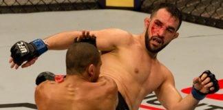 Jared Gordon, UFC Sao Paulo