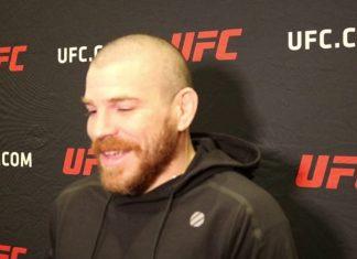 Jim Miller UFC Milwaukee