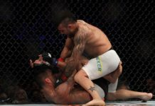 John Lineker UFC