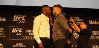Jon Jones & Alexander Gustafsson UFC 232