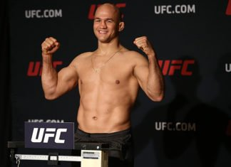 Junior Dos Santos UFC Wichita