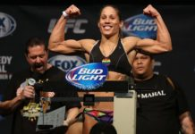 Liz Carmouche UFC Prague