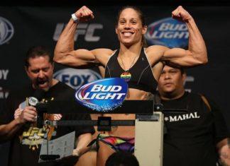 Liz Carmouche UFC Prague