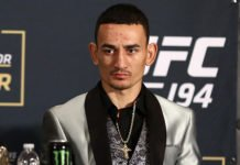 max holloway UFC Featherweight