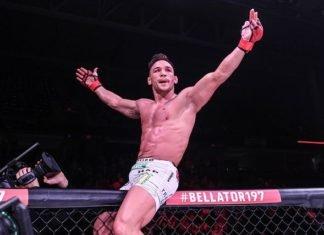 Michael Chandler, Bellator MMA Bellator 221