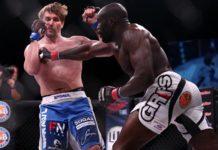 Vitaly Minakov vs. Cheick Kongo