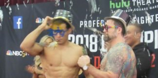 Vinny Magalhaes vs. Sean O'Connell