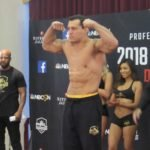 PFL 3 2019 Vinny Magalhaes