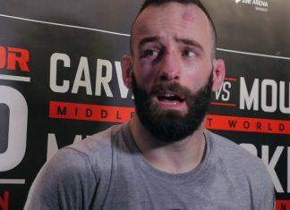 Pedro Carvalho Bellator MMA
