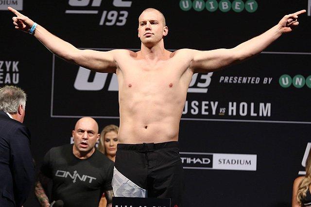 Stefan Struve UFC Prague