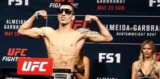 Thomas Almeida UFC