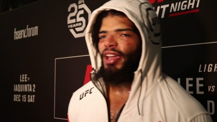 Juan Adams UFC