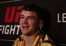 Al Iaquinta, UFC Milwaukee