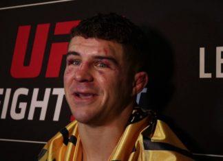 Al Iaquinta, UFC Milwaukee