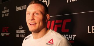 Jack Hermansson UFC Milwaukee