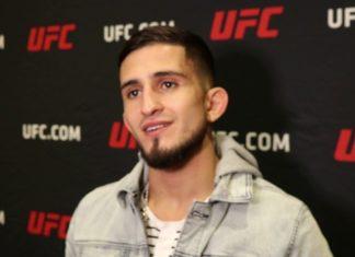 Sergio Pettis UFC Milwaukee
