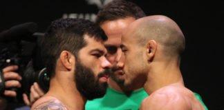 UFC Fortaleza Raphael Assuncao Marlon Moraes