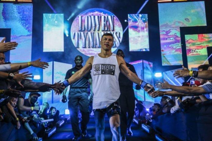 Lowen Tynanes welterweight