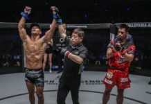 Lowen Tynanes and Honorio Banario ONE Championship