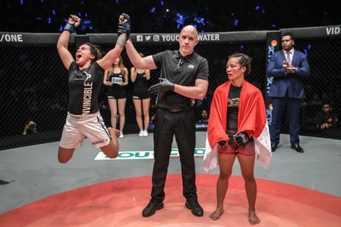 Puja Tomar ONE Championship