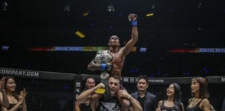 Ariano Moraes at ONE Championship: Hero's Ascent