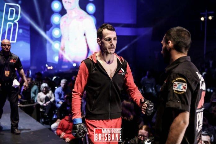 Callan Potter UFC